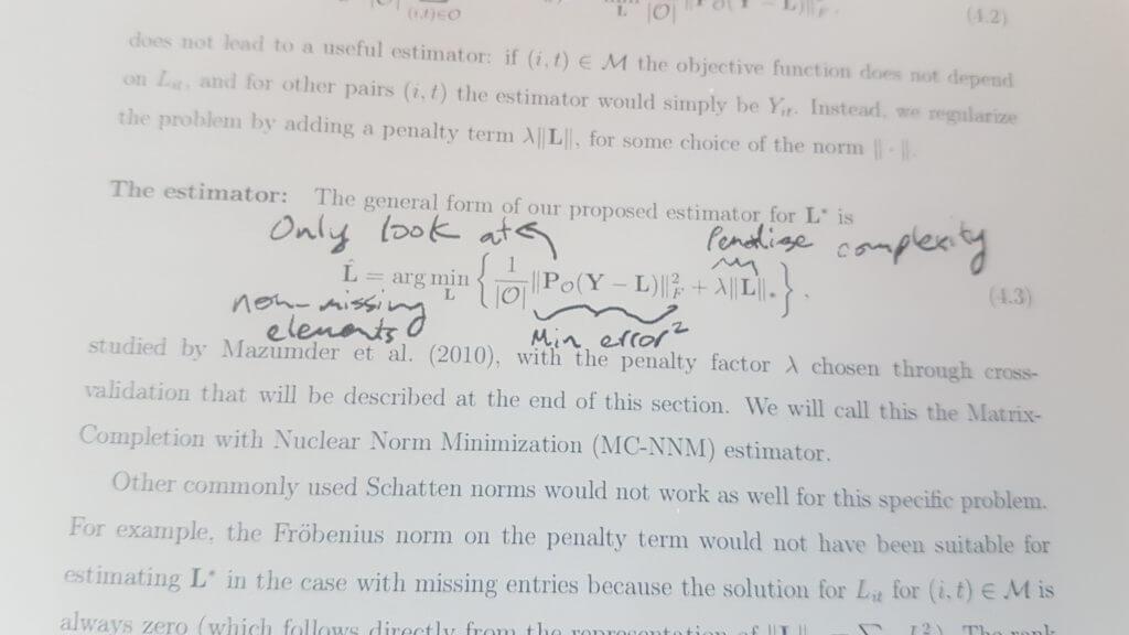 margin-notes - The Economics Detective